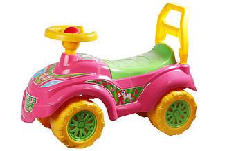 """Іграшка """"Автомобіль для прогулянок Принцеса ТехноК"""",  0793, в пак. 67×46×29 см"""