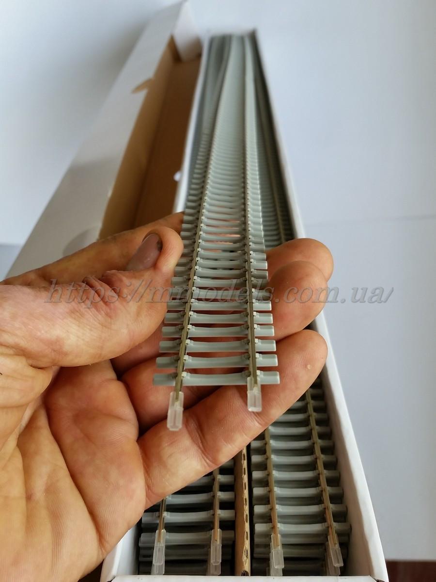 Piko A-Gleis 55150 Гибкий рельс Флекс с бетонными шпалами длиной 94см   1шт / 1:87