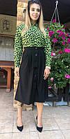Женская юбка Пуговицы 228