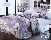 Семейный комплект постельного белья Ranforce - Золотая осень