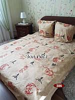 Семейное постельное белье бязь Bona Vita - Иероглиф