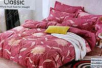 Двуспальный комплект постельного белья Classic - Цветы