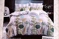 Семейное постельное белье Bayun полевые цветы