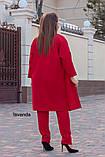 Женский брючный костюм двойка Костюмка Размер 48 50 52 54 56 58 60 62 В наличии 4 цвета, фото 4