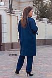 Женский брючный костюм двойка Костюмка Размер 48 50 52 54 56 58 60 62 В наличии 4 цвета, фото 7