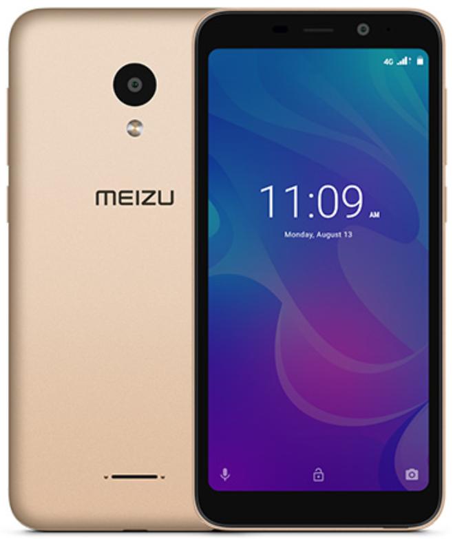 """Meizu C9 Pro Gold 3/32 Gb, 5.45"""", Spreadtrum SC9832E, 3G, 4G (Global)"""