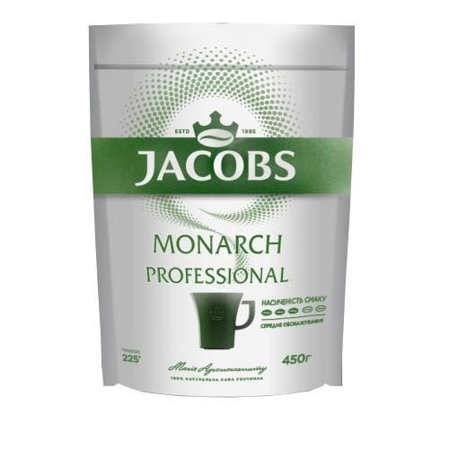 Растворимый кофе Jacobs Monarch Professional 450г