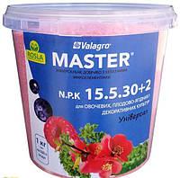 Master (Мастер), 1 кг, NPK 15.5.30+2Mg, комплексное минеральное удобрение, Valagro