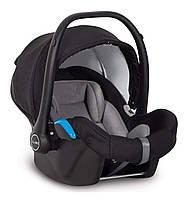 Детское автокресло-переноска EasyGo Starter (0-13 кг) Black