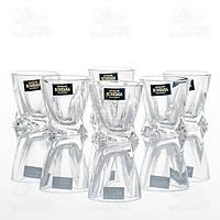 Crystalite Набор рюмок Quadro 55мл 2K936/99A44/000000/055/6