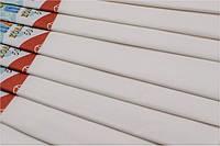 Папір кольоровий Гофрований 17г/м2 50х200см (креп папір CP-75-20), 75% Біла Fresh уп10