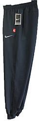 Спортивные штаны мужские на манжете nike 48-56 (деми)