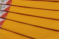 Бумага цветная Гофрированная 17г/м2 50х200см (креп бумага CP-75-46), 75% Темно Желтая Fresh уп10