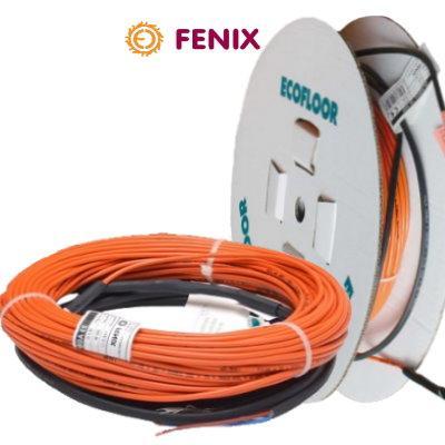 Двужильный нагревательный кабель ADSV 10250