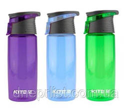 Пляшка для води 550 мл KITE