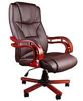 Кресло Bonro Premier (коричневое)