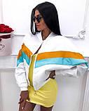 Куртка женская ветровка 42-46 рр., фото 3
