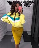 Куртка женская ветровка 42-46 рр., фото 8