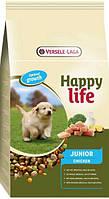 Корм для щенков Happy Life Юниор, с курицей, 3кг 310397