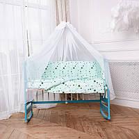 """Комплект постельного белья для новорождённых Добрый Сон  """"Eco Soft"""" 1-05"""