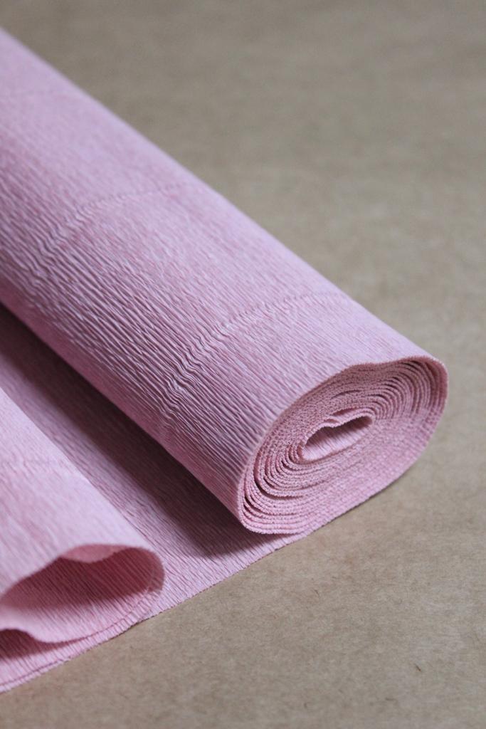 Гофрированная бумага Креп Италия Cartotecnica Rossi 50см*2,5м 180гр/м2 №1713