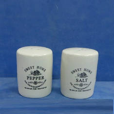 Набір для спецій (сіль/перець) 6.5*6.5*8см, MC2864