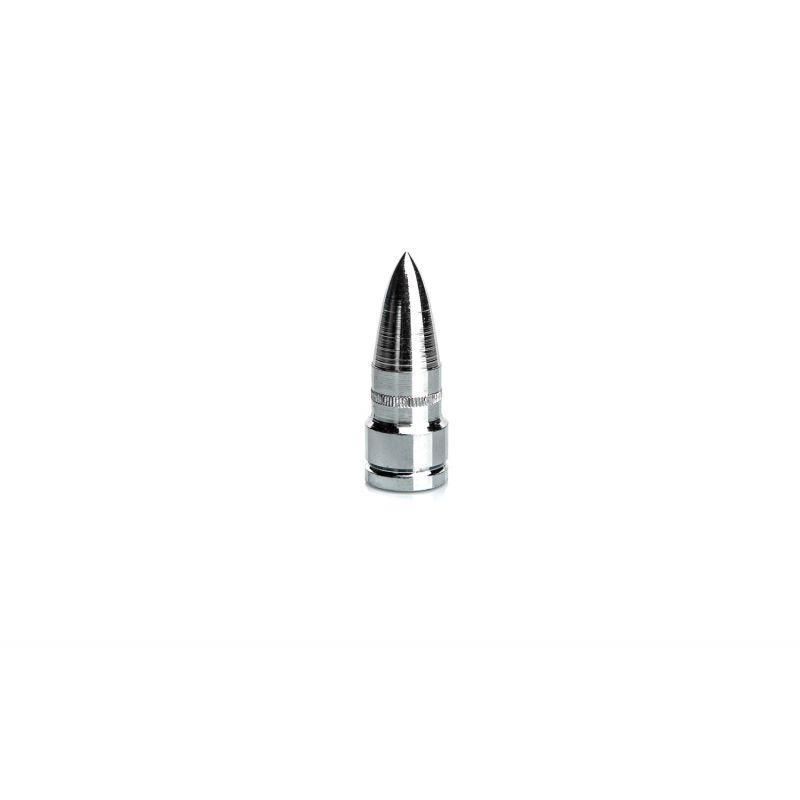 Ковпачок на ніпель ONRIDE (AV/SV - Auto/Schrader) Куля. сріблястий. уп 2 шт