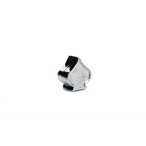 Ковпачок на ніпель ONRIDE (AV/SV - Auto/Schrader) Піка. сріблястий. уп 2 шт, фото 2