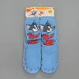 """Домашние носочки-тапочки """"Том и Джерри"""". 30/31"""