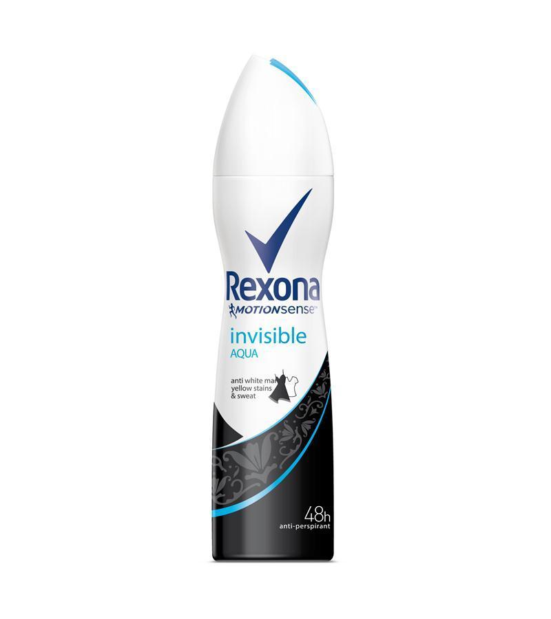 Антиперспирант Rexona Invisible Aqua, 150мл
