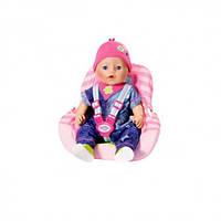 Zapf Creation Игрушечное автокресло Baby Born Zapf для куклы Baby Born
