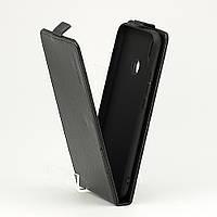 Чехол Idewei для Xiaomi Mi Play флип вертикальный кожа PU черный