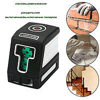 BD-02 Green лазерный уровень 1H+1V / зелёный, фото 3