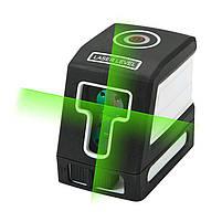 BD-02 Green лазерный уровень 1H+1V / зелёный, фото 4