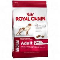 Корм Royal Canin  Medium Adult 7+ 4 кг