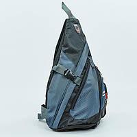 Рюкзак однолямочный DEUTER  (нейлон, размер 48х34х13см, цвета в ассортименте), фото 1