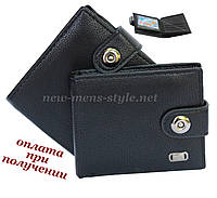 Мужской чоловічий кожаный шкіряний кошелек портмоне гаманець Devis, фото 1