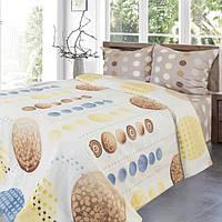 Хлопковое постельное белье 200х220 евро сатин Ярослав