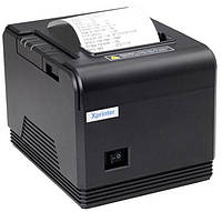 Xprinter XP-Q200 USB+LAN термопринтер с автообрезкой POS, чековый принтер id: 10.04066