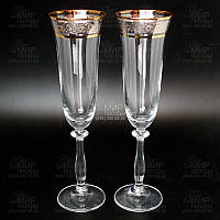 Crystalex Набор бокалов для шампанского Angela 43249 40600 43249 190