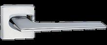 Ручки дверные Oro&Oro 065-15E Хром полированный
