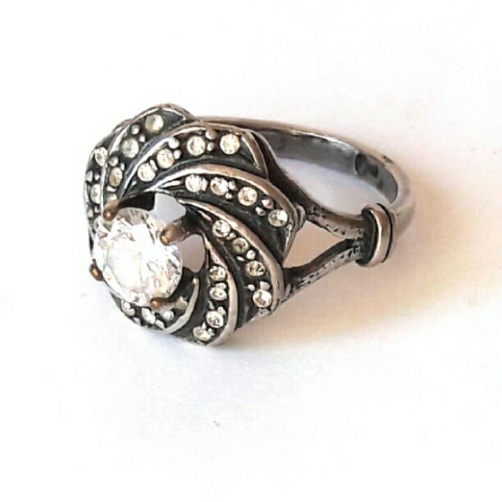 Кольцо роскошное Салтан, Etalon Jenavi