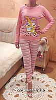 """Женская хлопковая пижама """" Белка"""""""