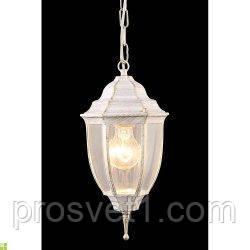Светильник уличный A3151SO-1WG PEGASUS бело-золотой Arte Lamp