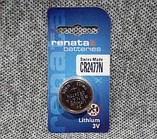 Батарейки Renata CR2477N