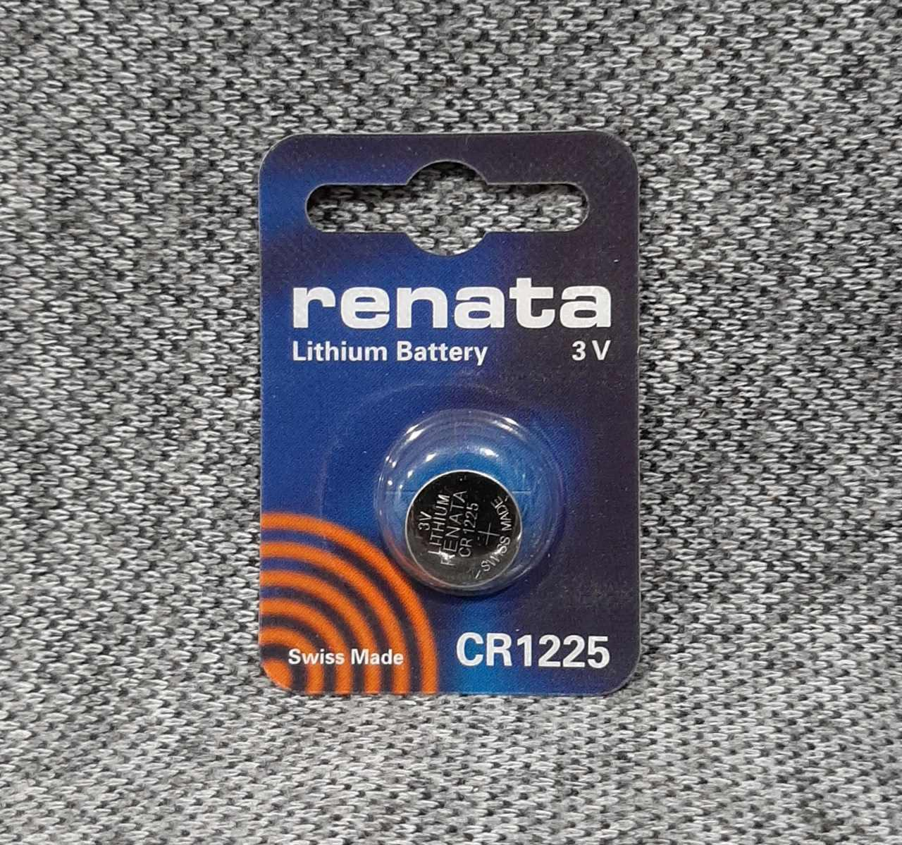 Батарейки Renata CR1225