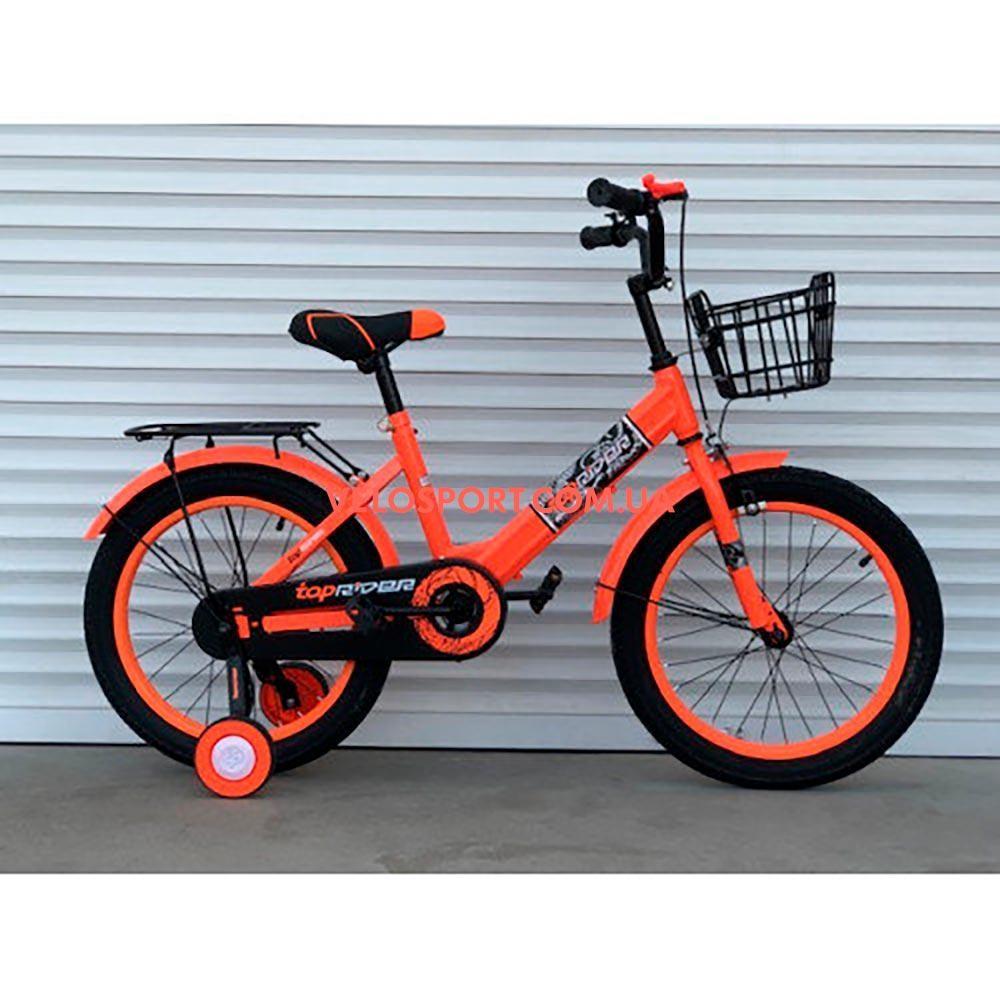 Детский велосипед TopRider 09 18 дюймов
