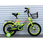 Детский велосипед TopRider 09 18 дюймов, фото 4