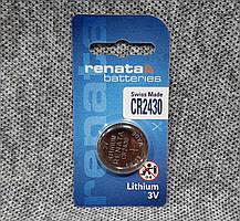 Батарейки Renata CR2430