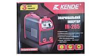 Сварочный инвертор Kende IN-265 1.6-5.0 мм 20-265 А
